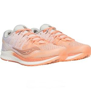 Saucony | Women's Peach Freedom ISO 2 Running Shoe